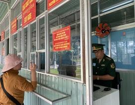 Những người lính gìn giữ an ninh vùng biên giới dịp xuân Canh Tý