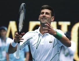 Australian Open: Djokovic, Serena Williams bắt đầu tăng tốc