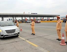 Ra quân đảm bảo trật tự an toàn giao thông phục vụ Hội nghị cấp cao ASEAN