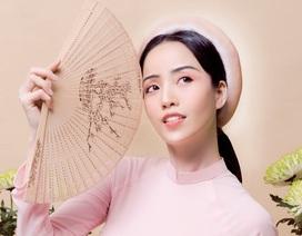 Hoa khôi Sinh viên Cần Thơ chúc năm mới 2020 độc giả trẻ Dân trí