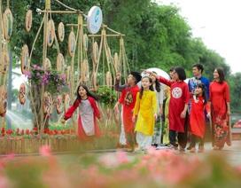 Thành phố Hải Dương lần đầu tiên có lễ hội ngàn hoa