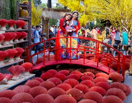 Lễ hội Tết Việt 2020: Rộn ràng hình ảnh làng nghề… lên phố