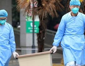 """Chưa công bố tình trạng """"Khẩn cấp toàn cầu"""" với bệnh phổi lạ"""