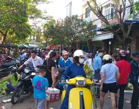 Đà Nẵng: Nhộn nhịp phiên chợ Tết ngày cuối năm