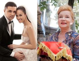 """Siêu mẫu Phương Mai tiết lộ chuyện chồng Tây ăn Tết Việt và mẹ chồng """"vàng 10"""""""