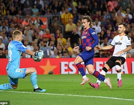 Valencia - Barcelona: Thử thách tại Mestalla