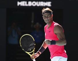 "Australian Open: Nadal, Halep vững bước vượt qua ""ải"" thứ ba"