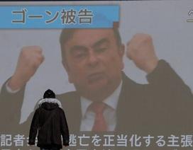 Trốn khỏi Nhật Bản, cựu chủ tịch Nissan có thể được xét xử tại Lebanon