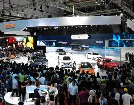 Việt Nam nhập khẩu bao nhiêu ôtô từ Thái Lan và Indonesia trong năm 2019?