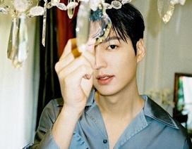 Ngất ngây trước loạt ảnh đời thường của mỹ nam Lee Min Ho