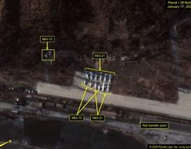 Động thái bí ẩn của hơn 35 máy bay quân sự Triều Tiên