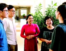 PGS-TS Nguyễn Thị Hiệp: Trở về để dấn thân