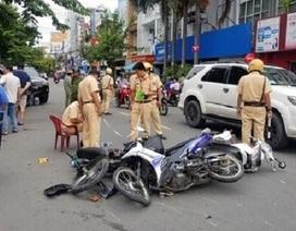 Số người chết vì tai nạn giao thông ngày mùng 1 Tết tăng 47% so với năm ngoái