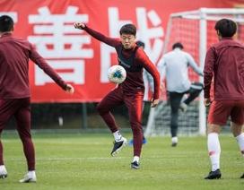 Cầu thủ Trung Quốc bị cấm về nhà đón Tết vì virus corona