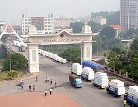 Tạm dừng xuất nhập cảnh khách du lịch qua cửa khẩu Hà Khẩu - Trung Quốc