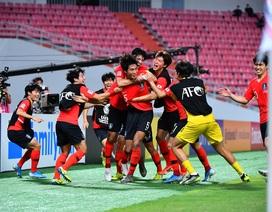 Những khoảnh khắc đưa U23 Hàn Quốc lên ngôi vô địch U23 châu Á