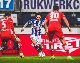 SC Heerenveen thua trên sân nhà, Văn Hậu vẫn ngồi dự bị