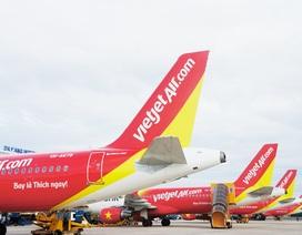 Vietjet ngừng khai thác tất các chuyến bay giữa Việt Nam - Trung Quốc