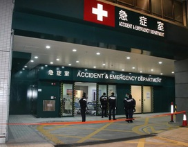 Bom tự chế phát nổ trong đêm tại bệnh viện ở Hong Kong