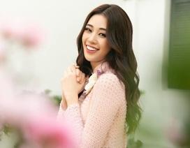 """Hoa hậu Khánh Vân: """"Năm nay tôi đón Tết hoành tráng vì có 2 nhà"""""""