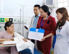Cái Tết ấm áp của nữ điều dưỡng bị xe tải đè dập nát tay