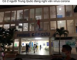 Công an làm việc với Facebooker hoang tin về virus Corona tại Vũng Tàu