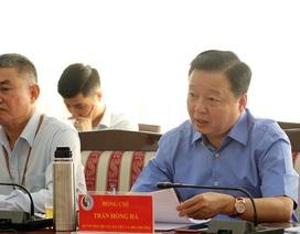 Bộ trưởng Tài nguyên và Môi trường có 4 ngày tiếp dân trong năm 2020