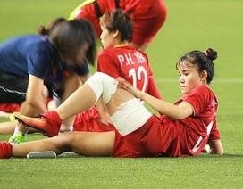 Đội tuyển nữ Việt Nam tổn thất lực lượng tại vòng loại Olympic 2020