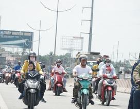 Người dân miền Tây đổ về Sài Gòn sau Tết
