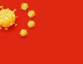 """Trung Quốc nổi giận vì ảnh quốc kỳ bị """"chế"""" với hình virus corona"""