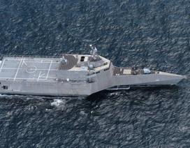 Mỹ điều tàu chiến đầu tiên vào biển Đông năm 2020