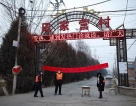 """Những ngôi làng Trung Quốc """"nội bất xuất, ngoại bất nhập"""" vì virus corona"""