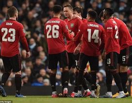 Man City 0-1 Man Utd: Matic ghi bàn và nhận thẻ đỏ