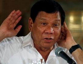 Ông Duterte từ chối lời mời của ông Trump, cấm quan chức Philippines sang Mỹ