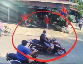 Nghi can xả súng 4 người chết 2 lần cướp xe máy để tẩu thoát