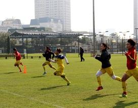Đội tuyển nữ Việt Nam mang 19 cầu thủ sang Hàn Quốc dự vòng loại Olympic