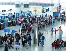 Ứng phó khẩn cấp dịch bệnh corona tại sân bay quốc tế Nội Bài