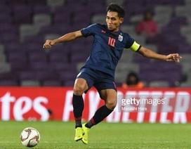 Tiền đạo Teerasil Dangda lần thứ hai trở lại Nhật Bản thi đấu
