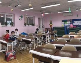 Phòng chống đại dịch virus corona: Trường học ráo riết thông báo, khử trùng, soi thân nhiệt