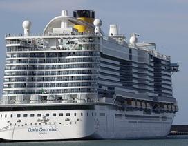 Du thuyền chở 7.000 người bị cách ly vì hai khách Trung Quốc nghi nhiễm virus corona
