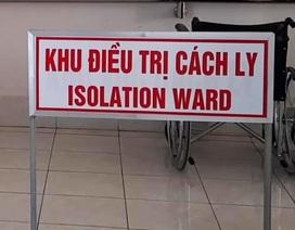 Hậu Giang: Cách ly, theo dõi một phụ nữ bị sốt trở về từ Trung Quốc