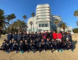 Đội tuyển nữ Việt Nam đến Hàn Quốc, tập luyện tại đảo Jeju