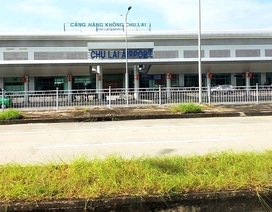Sân bay Chu Lai được trang bị máy đo thân nhiệt