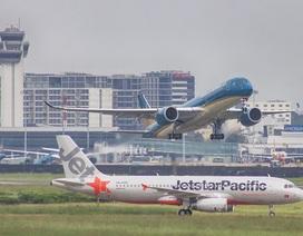 """Vietnam Airlines và Jetstar Pacific """"chưa đóng cửa"""" đường bay tới Trung Quốc"""