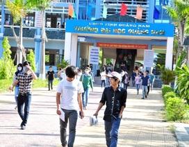 Trường ĐH Quảng Nam cho sinh viên nghỉ học 1 tuần để phòng virus Corona
