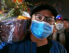Hàng vạn người dự chợ Viềng trong nỗi lo dịch viêm phổi corona