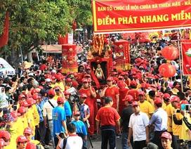 Dừng lễ rước kiệu lớn nhất Nam Bộ phòng virus corona