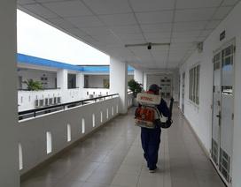 Trường ĐH dời lịch học trong đêm phòng tránh virus corona
