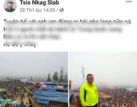 """Công an triệu tập người tung tin """"3 người chết vì Corona ở Lào Cai"""""""