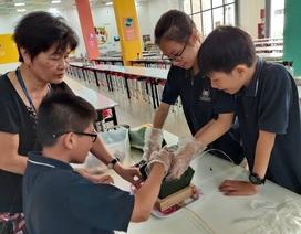 Nhiều trường ở TPHCM quyết định cho học sinh nghỉ học